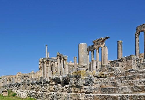 Sitio Arqueológico de Cartago: los vestigios de un Imperio en África