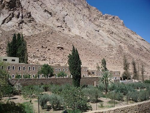 El Monasterio de Santa Catalina del Monte Sinaí: de lo más antiguo y sagrado
