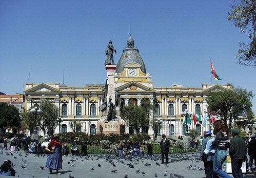 La capital más tranquila de Sudamérica: la ciudad de Sucre
