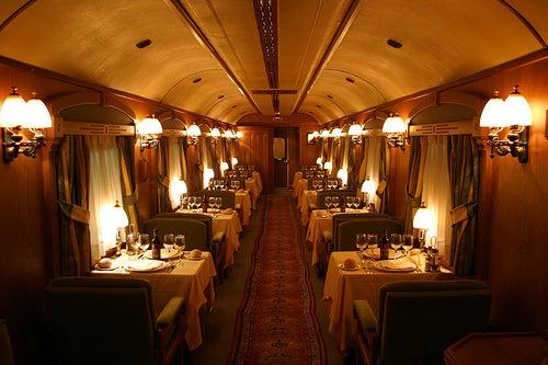 El Transcantábrico Gran Lujo, el tren turístico más lujoso del mundo