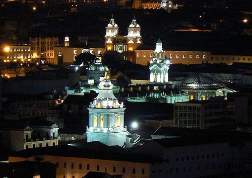 Las visitas obligadas en Quito