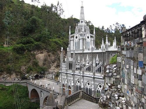 Santuario Las Lajas, Ipiales, Colombia