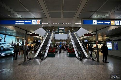 Aeropuerto Roma
