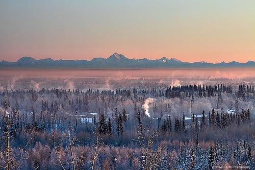 Alaska, tierra de glaciares