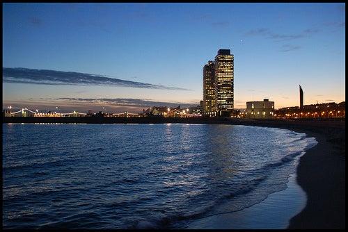 La ciudad de Barcelona, ejemplo de una ciudad moderna y cosmopolita