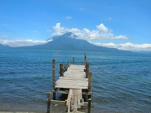 Panajachel en Guatemala: disfruta la majestuosidad del Lago de Atitlán