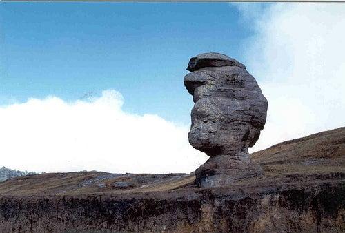 Valle de Piedras Encimadas, México
