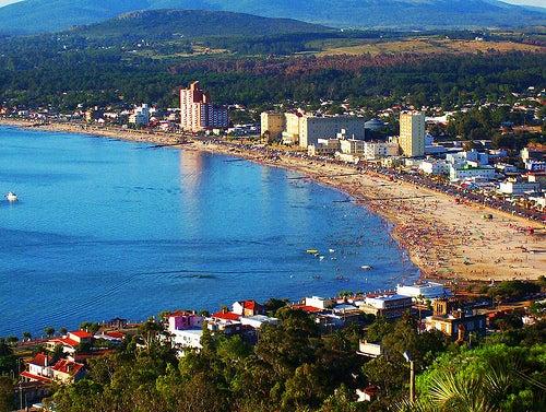 Piriápolis, la ciudad balneario de Uruguay