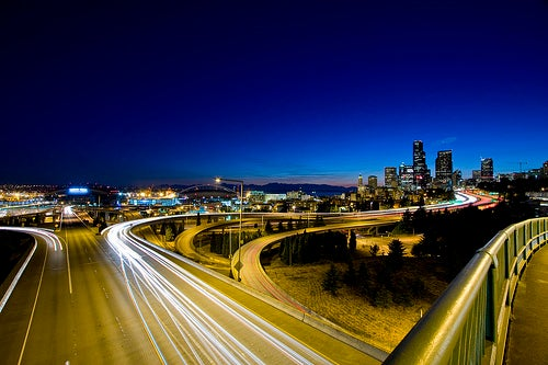freeway-Seattle-Estados-Unidos