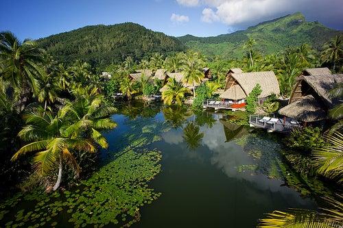 La isla Huahine, perla preciosa de la Polinesia Francesa