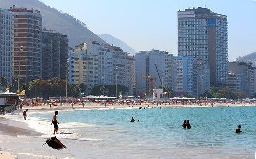 playa de río de janeiro_copacabana