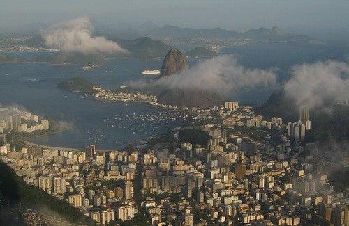 Río de Janeiro, maravillosa ciudad de luz y color