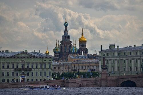 La imperial San Petersburgo, tierra de los zares de Rusia