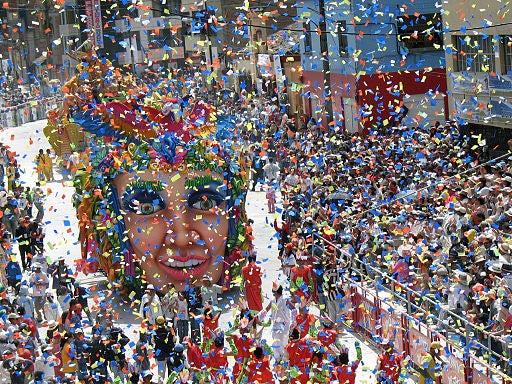 El Carnaval de Negros y Blancos