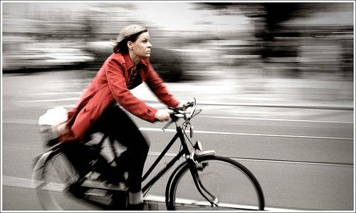 La bicicleta es una magnífica opción para el desplazamiento.
