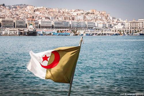 Argel, la ciudad blanca.