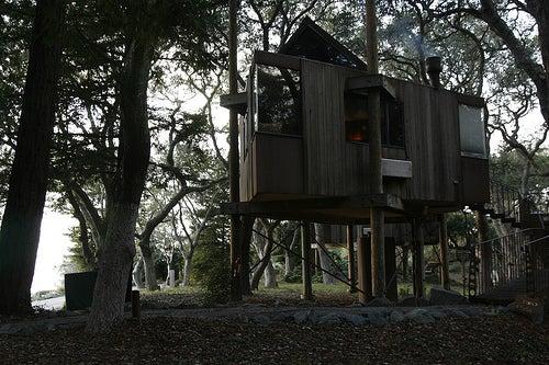 Los 3 mejores hoteles en casas del árbol