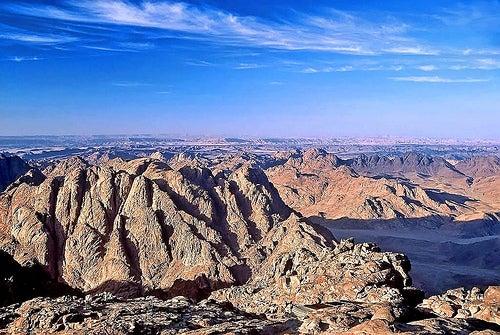 Increíbles paisajes desérticos que no puedes dejar de visitar
