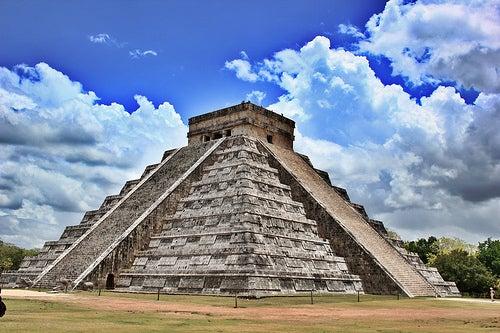 Mayas Mas Templos Mayas Los Más