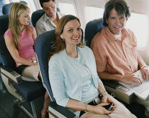 Consejos para sentirse cómodo durante un largo vuelo