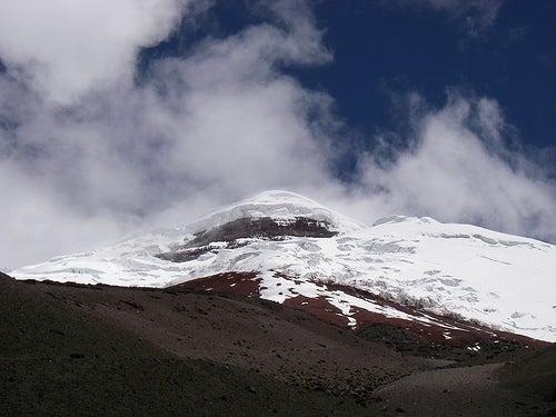 Cómo subir a un volcán de América del Sur-Cotopaxi