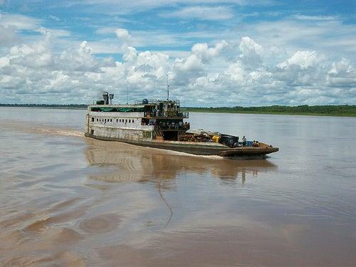 En el corazón de la selva amazónica de Perú