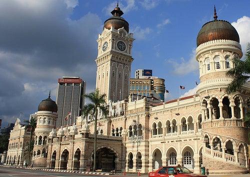 Torres de reloj más bellas del mundo_malasia