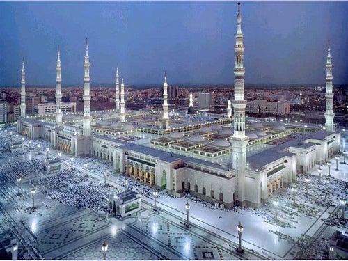 al-masjid-an-nabawi-medina