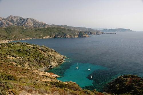 La isla de Córcega