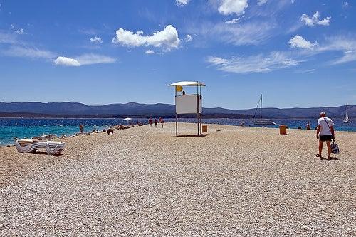 las 5 playas más bonitas de europa_Zlatni Rat
