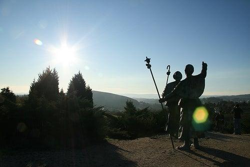 El Camino de Santiago francés