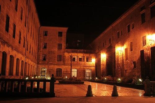patio-monasterio-poio-pontevedra