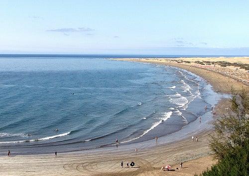 playa-del-ingles-gran-canaria