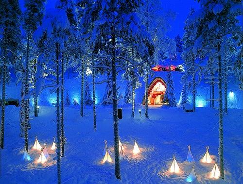 Los mejores destinos navideños