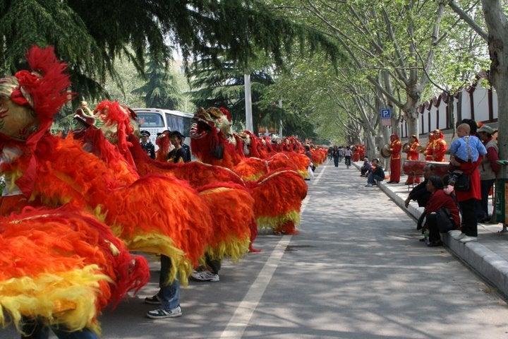 Se avecina el año nuevo chino