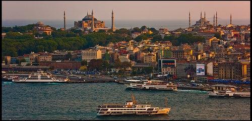 Estambul, o un viaje a otro mundo