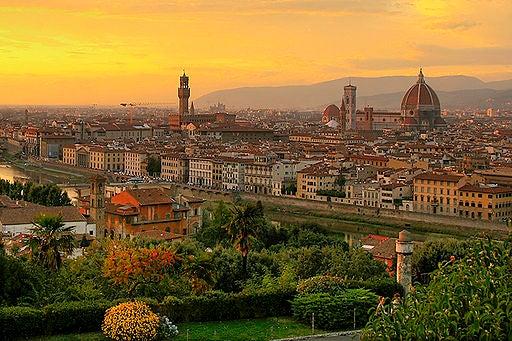 Florencia, un destino para gustos exquisitos