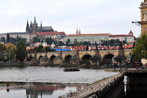 El extraordinario encanto de Praga
