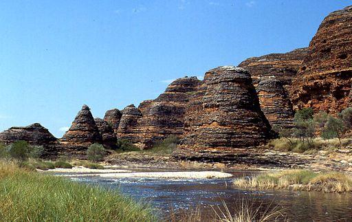 Parque Nacional de Purnululu.
