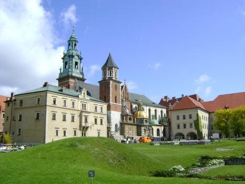 La belleza ambigua de Cracovia.