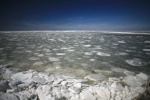 Los lagos más grandes de América_lago erie
