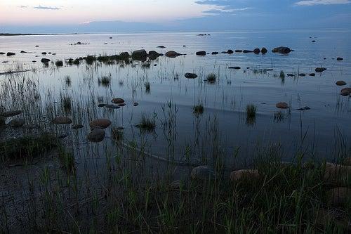 Los lagos más grandes de América_lago hurón
