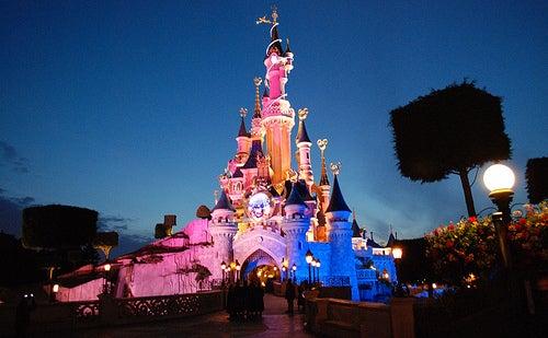 Los mejores parques de diversiones del mundo_Disneyland Park Paris
