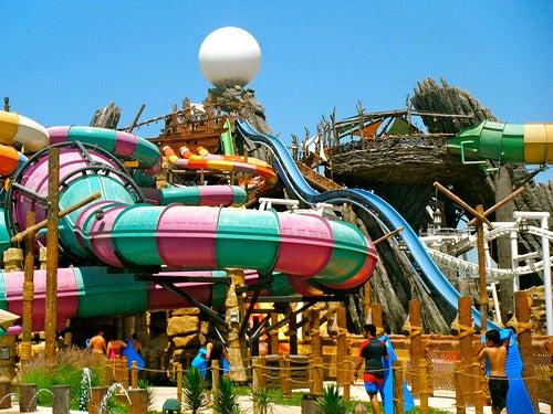 Los mejores parques de diversiones del mundo_Yas Waterworld