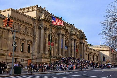 Los museos más famosos del mundo_metropolitan museum of art