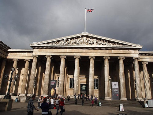 Los museos más famosos del mundo_museo británico