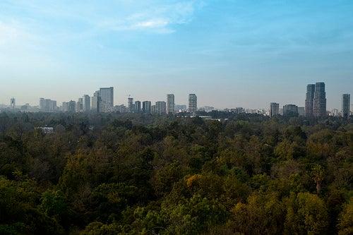 Los parques urbanos más bonitos del mundo_parque chapultepec