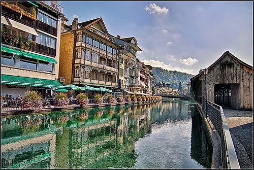 ¿Qué tan agradable es Suiza?