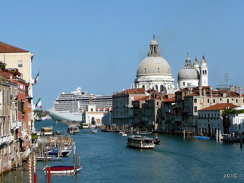 Venecia, Canal Grande