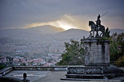 La ciudad de Braga, la Roma portuguesa